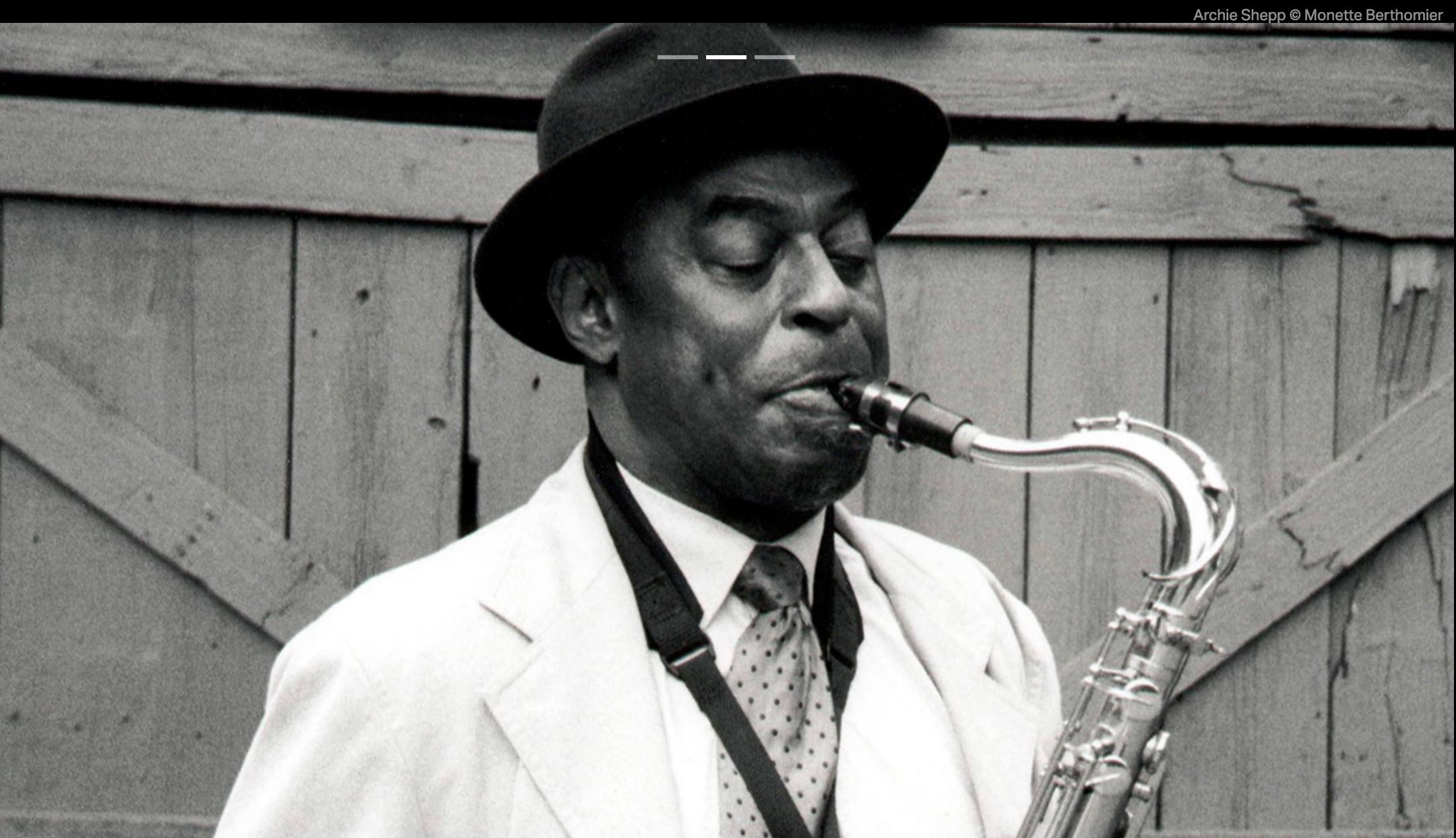 Tribute to Rudy western par cheick Tidian Seck a jazz a la villette avec Adama Bilorou